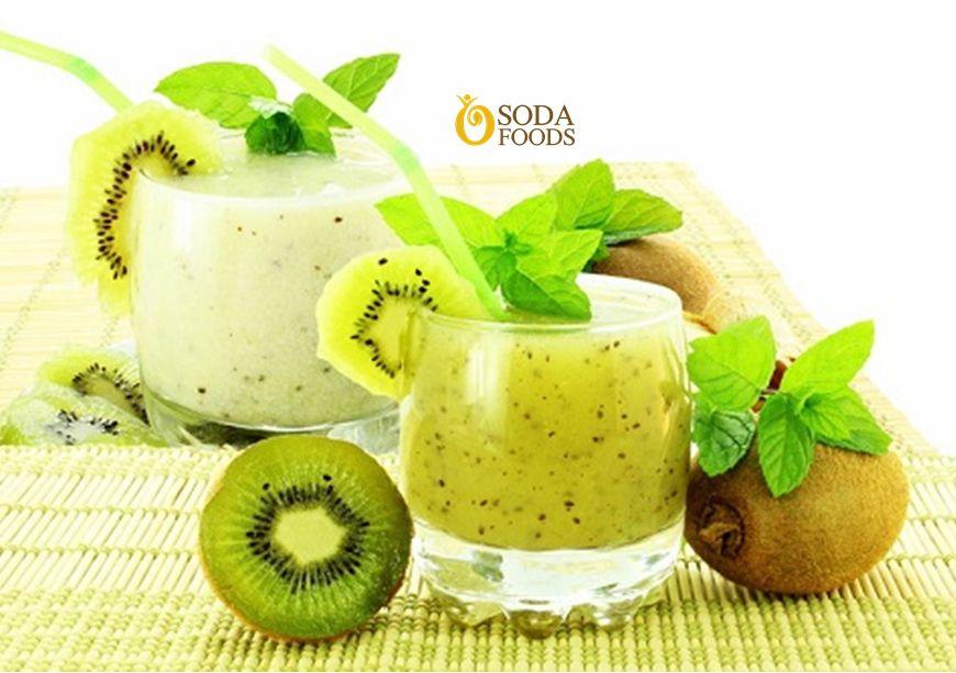 Da đẹp, dáng chuẩn nhờ nước ép bưởi kiwi (món 6)