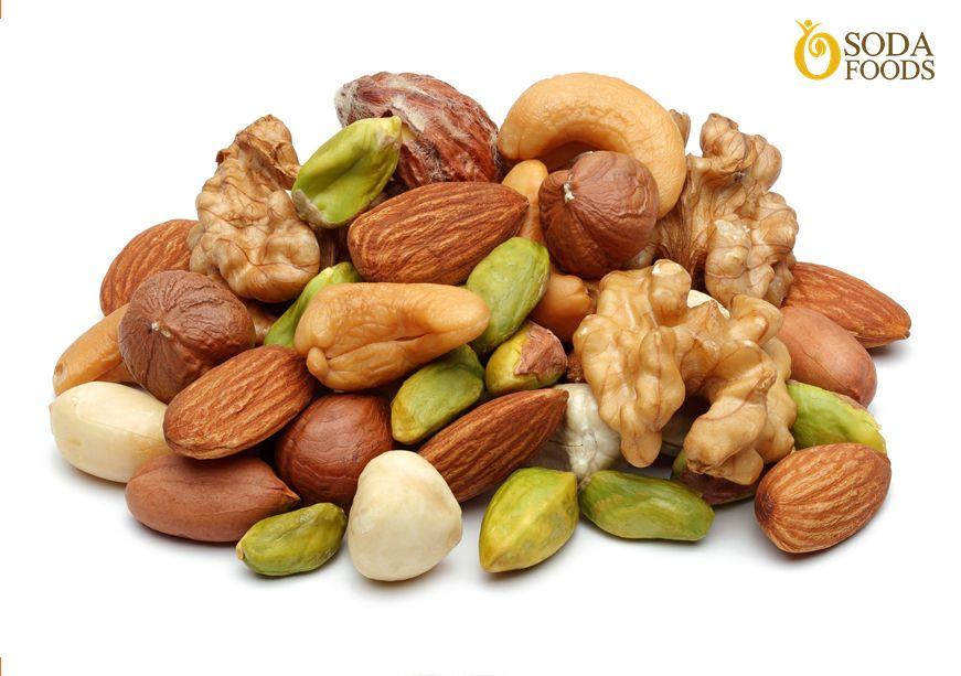 Những loại quả hạt tốt cho mẹ bầu phụ nữ mang thai nên ăn