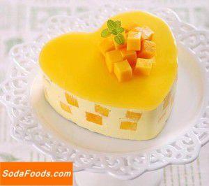 cheesecake xoai