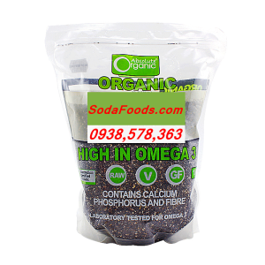 chia-organic-high in omega 3