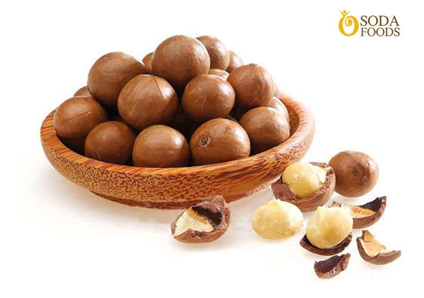 Công dụng của hạt Mắc ca – Macadamia là gì ?