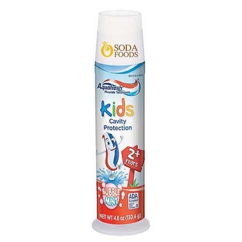 kem-danh-rang aquafresh-kid-2+