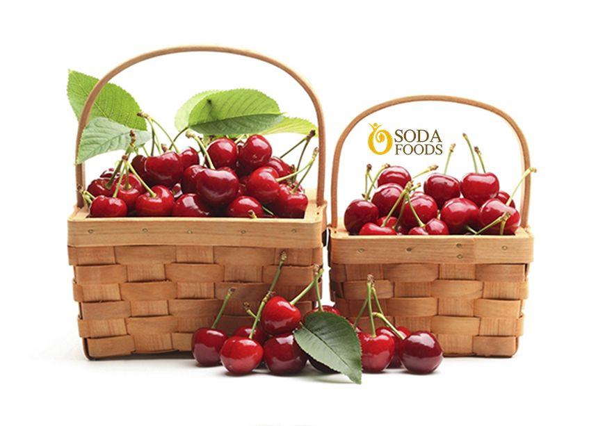 Tác dụng của quả cherry ?