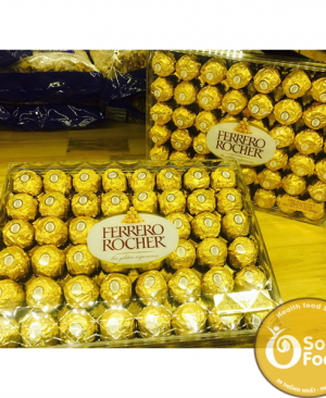 Chocolate Ferrero Rocher - 48v