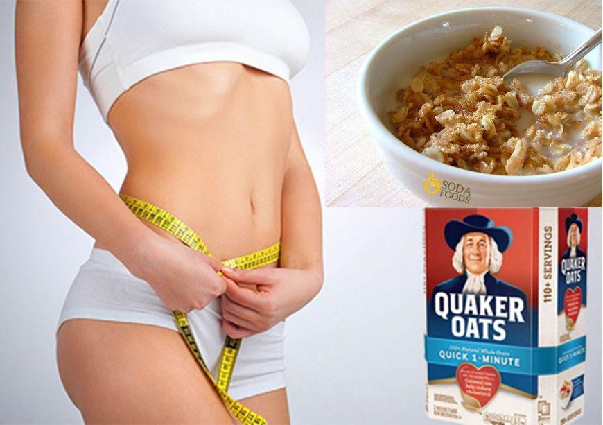 Cách nấu cháo bột yến mạch ngon giảm cân hiệu quả