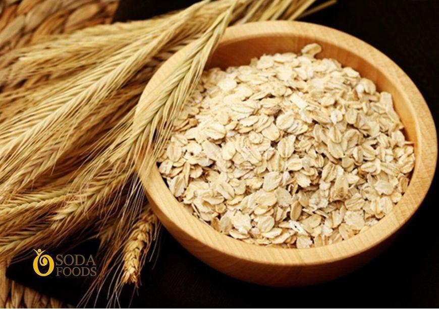 Chất dinh dưỡng trong bột yến mạch đối với cơ thể