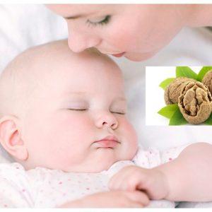 Những thực phẩm giúp trẻ ngủ ngon giấc hơn