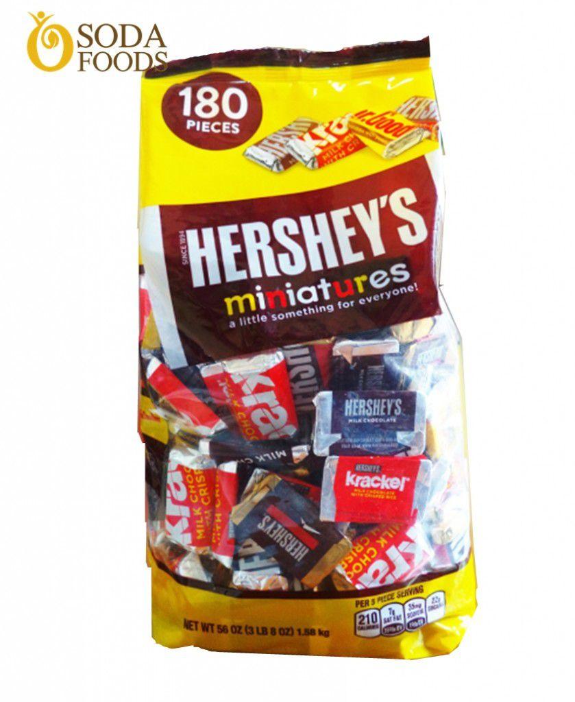 HERSHEY'S-Miniatures-Chocolates