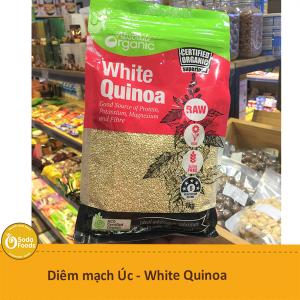 hat diem mach - quinoa