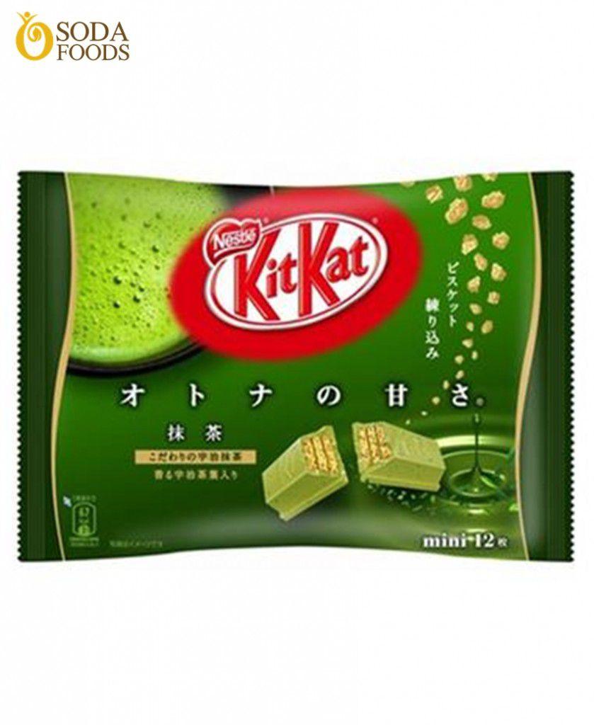 keo-kitkat-socola-tra-xanh