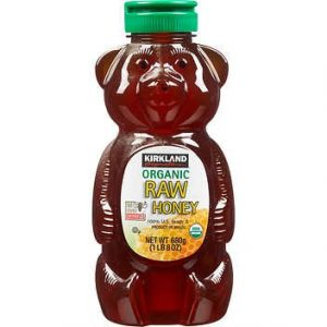 Mật ong Kirkland 680g - Organic Raw Honey
