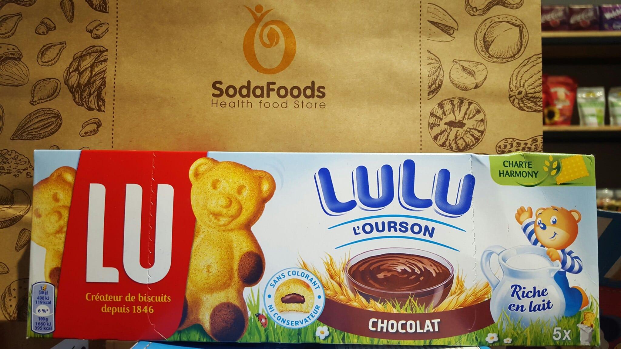Bánh Lu Gấu - SodaFoods