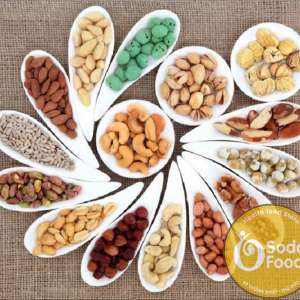 11 Loại hạt mẹ bầu ăn để con thông minh?