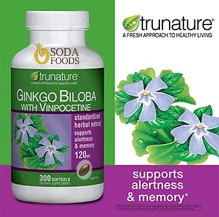 thuc-pham-giup-tang-tri-nho-truenature-ginkgo-biloba-300v