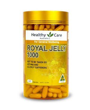 sua-ong-chua-healthy-care-royal-jelly