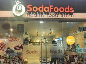 SodaFoods là địa chỉ mua hàng uy tín