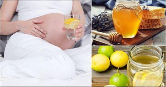 Chế độ dinh dưỡng cho bà bầu: 4 loại nước thai nhi luôn thèm mỗi sáng