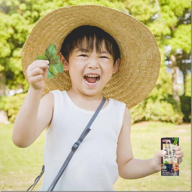 Hướng dẫn sử dụng sữa hạnh nhân óc chó Hàn Quốc giúp cho trẻ em thông minh hơn
