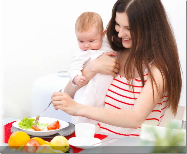 5 loại trái cây lợi sữa giúp mẹ sau sinh cho con bú thỏa thích