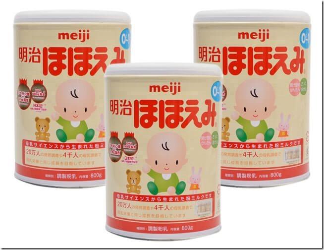 Sữa Meiji có tốt không? Sữa Meij giá bao nhiêu