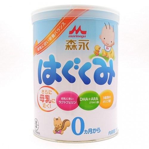 Sữa Morinaga số 0 (0 - 1tuổi) - Hộp 810g