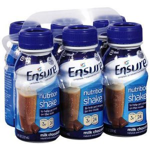 Sữa nước Ensure của Mỹ vị socola