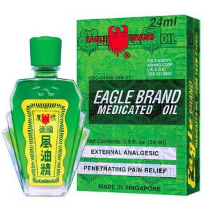 Dầu Con Ó Eagle Brand Medicated Oil 24ml