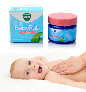 Sự khác biệt giữa dầu BABY RUB & BABY BALSAM