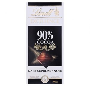 Chocolate Lindt Excellence 90% cacao