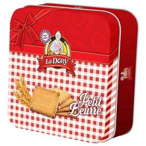 Bánh quy bơ LA DORY (hộp thiếc ) 300g