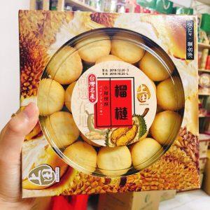 Bánh Sầu Riêng hộp tròn 470g
