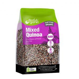 Diêm mạch Úc – Mixed Quinoa – Ab. Org 400g