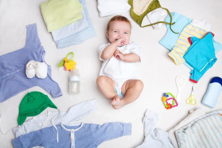 6 bí quyết trong việc lựa chọn quần áo cho trẻ